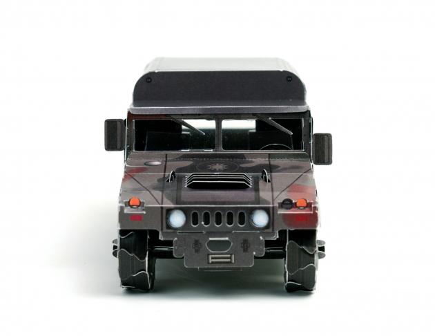 悍馬車 3